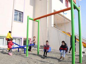 Adıyaman Üniversitesi Kreşine Yeni Oyun Grupları Yerleştirildi