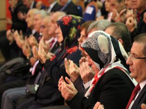 """""""Devlet Övünç Madalyası"""" Töreninde Vali Çınar, Pkk'nın Gerçek Yüzünü Anlattı"""