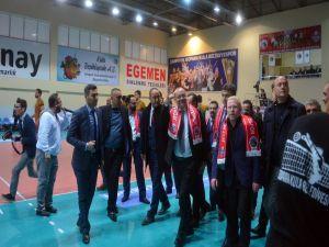 Efeler Ligi: Jeopark Kula Belediyespor: 0 - Fenerbahçe: 3