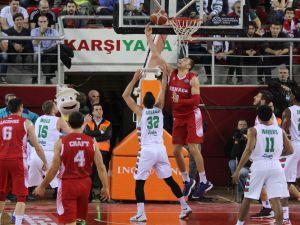 Fıba Şampiyonlar Ligi: Pınar Karşıyaka: 34 - Monaco: 37