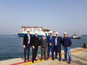 İngilizler Türk Gemisi İle Yolcu Taşıyacak