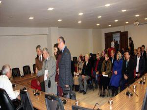 Ak Parti Erzurum İl Başkanı Öz, Halk Günü'nde Vatandaşları Dinledi