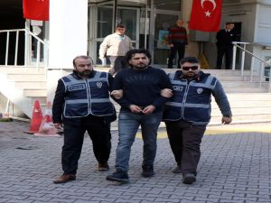 Borçları Yüzünden Banka Soyan Zanlı Tutuklandı