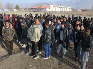 Erzincan'da 178 Kaçak Göçmen Yakalandı