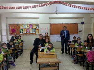 Müdür Metin Koz: Haftada 3 Gün Öğrencilere Süt Dağıtılacak