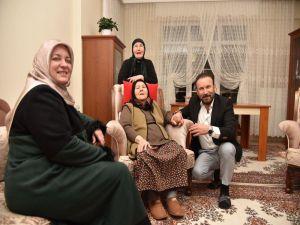"""Başkan Doğan, """"Büyüklerimiz Bereketimizdir"""""""