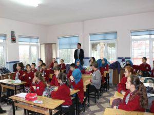 Kaymakam Temurci'den Öğrencilere Ziyaret