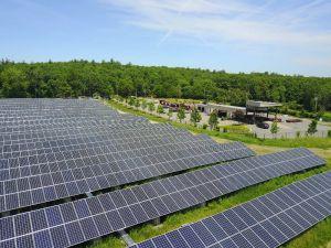 Seferihisar'da Güneşten Elektrik Üretimi Başlıyor