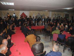 Cizre'nin Elektrik Sorunu Masaya Yatırıldı