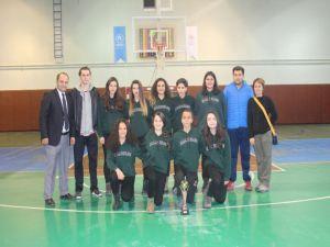 Kardelen Koleji, Genç Kızlar Basketbolda Nevşehir Şampiyonu Oldu