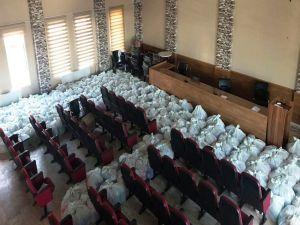 Edremit Belediyesinden Okullara 100 Bin Tl'lik Malzeme Desteği