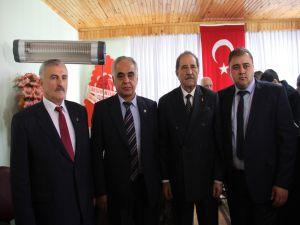 Suşehri Şoförler Odası Başkanı Şen Güven Tazeledi