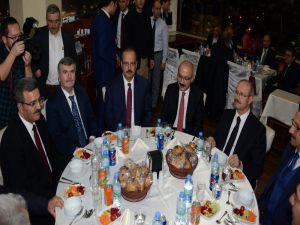 Ankara'da Konyalılar Buluşması Yapıldı