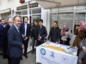 Uludağ Üniversitesi Büyükşehir İle Daha Güçlü