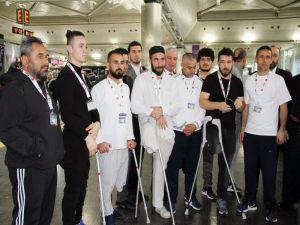 Ampute Milli Takımı, Umre'ye Gitti