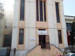 Hatay Halk Sağlığı Müdürlüğü'ndeki Yangın Korkuttu