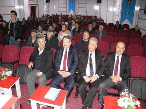 İscehisar Esnaf Odası'nda Basit Usul Toplantısı Yapıldı