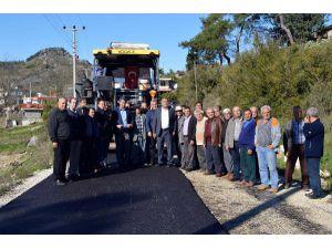 Kırsal yollara yatırım 400 milyon lira