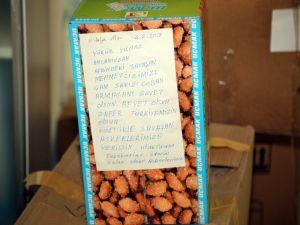 Antalyalı Yörük Yılmaz Amca Da Afrin'deki Mehmetçiği Unutmadı