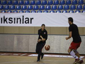 Eskişehir Basket'te Efes Hazırlıkları Sürüyor