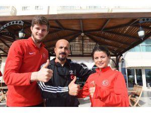 İşitme Engelliler Atletizm Milli Takımı, Avrupa'da madalya hedefliyor
