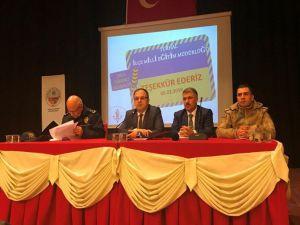 Turhal'da Okul Güvenliği Toplantısı