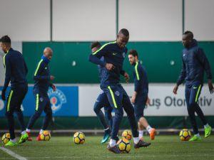 Kasımpaşa, Yeni Malatyaspor Maçı Hazırlıklarını Tamamladı