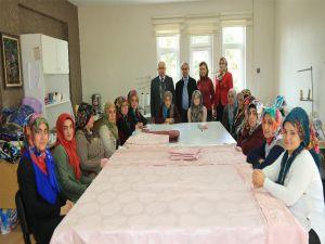 Tekstil Sektörüne Yetişmiş Elaman Kazandırılıyor