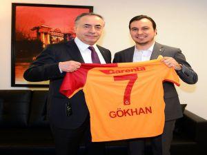 Yellow Friday'in Fikir Sahibi, Başkan Mustafa Cengiz İle Buluştu