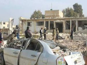 Doğu Gota Ve İdlib'te Ölü Sayısı 180'i Geçti