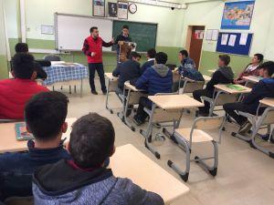 Kula'da 'Gençlerden Geleceğe Mektup' Yarışması Tanıtıldı