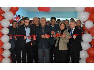 Korkuteli'de Z-Kütüphane açılışı