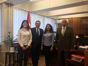 Türk Gönüllülerden Bulgaristan'a Eğitim Yardımı