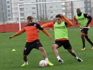 Adanaspor, Manisaspor Maçı Hazırlıklarına Başladı