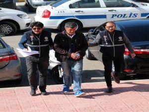 Cezaevi Firarisi Kıskıvrak Yakalandı