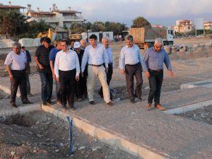 Başkan Türel, Beykonak Sahil Projesini İnceledi