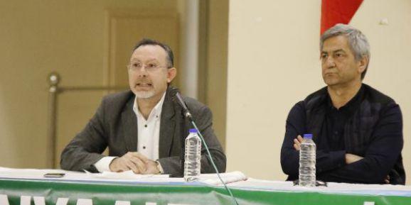Boğaçayı Projesi'ne karşı eleştirel panel