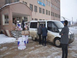 Yüksekova Haber Sitesi Okurları, 2 Bin Öğrenciyi Isıttı