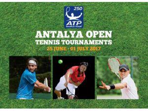 Serik'te dev tenis organizasyonu