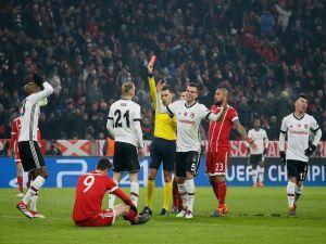 Uefa Şampiyonlar Ligi: Bayern Münih: 5 - Beşiktaş: 0 (Maç Sonucu)