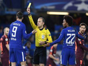 Şampiyonlar Ligi: Chelsea: 1 - Barcelona: 1
