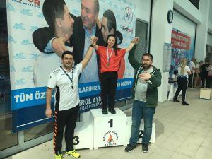 İzmitli Şevval Türkiye Şampiyonu Oldu