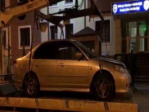 İstanbul'dan Çaldığı Otomobil İle Sakarya'da Yakalandı
