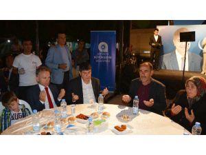 Büyükşehir'den Korkuteli'de iftar