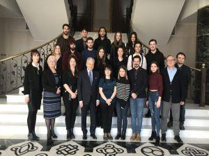 İzmir Ekonomililer, Fotoğrafta 'Sokağı' Yansıttı