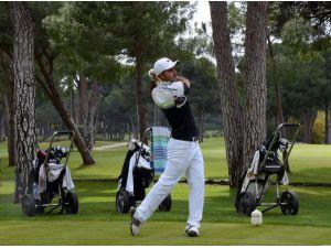 Golf Turu'nun 4'üncü ayağı sona erdi