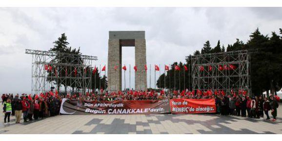 Finike'den Çanakkale'ye gezi