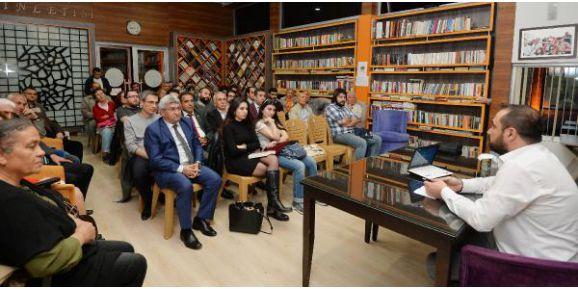 Muratpaşa'dan 'Toplum ve Tarih' söyleşileri