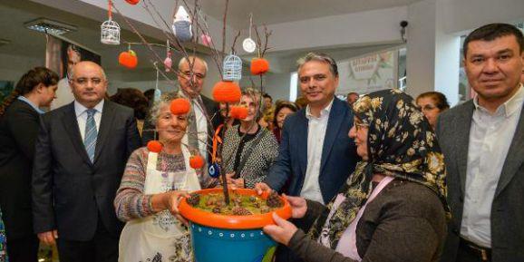 Muratpaşa'da Yaşlılar Haftası kutlamaları