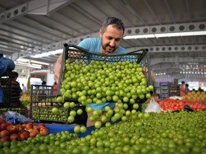 Sedir Mahallesi kapalı pazar yeri açıldı